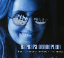 Barbara Dennerlein (geb. 1964): Best Of Blues: Through The Years, CD