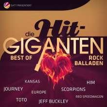 Die Hit-Giganten: Rock Balladen, 2 LPs