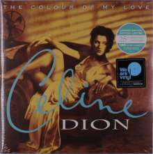 Céline Dion: The Colour Of My Love (25th Anniversary) (180g) (Limited-Edition) (Turquoise Vinyl), 2 LPs