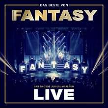 Fantasy: Das Beste von Fantasy - Das große Jubiläumsalbum Live, CD