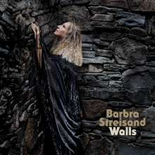 Barbra Streisand: Walls, CD