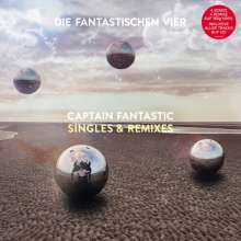 "Die Fantastischen Vier: Captain Fantastic Singles & Remixes (180g), Single 12"""