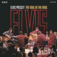 Elvis Presley (1935-1977): The King In The Ring, 2 LPs