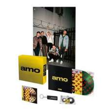 Bring Me The Horizon: Amo (Colored Vinyl) (Box-Set), 2 LPs, 1 CD, 1 MC und 1 Merchandise