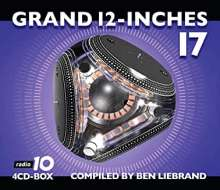 Grand 12 Inches 17 Compiled By Ben Liebrand, 4 CDs