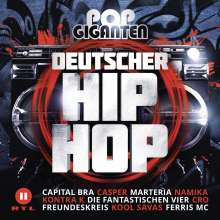 Pop Giganten - Deutscher Hip Hop, 2 CDs