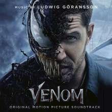 Filmmusik: Venom, CD