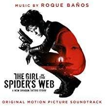 Filmmusik: The Girl in the Spider's Web (DT: Verschwörung), CD