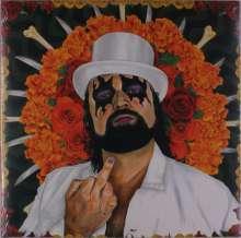 Hank von Hell: Egomania (Limited-Edition) (Translucent Orange Vinyl), LP