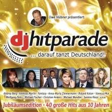DJ Hitparade Jubiläumsedition: 40 große Hits aus 10 Jahren, 2 CDs