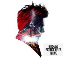 Michael Patrick Kelly: iD Live, 1 CD, 1 DVD und 1 Blu-ray Disc