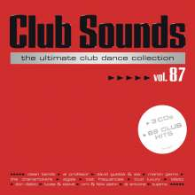 Club Sounds Vol. 87, 3 CDs