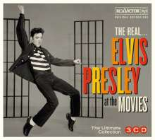 Elvis Presley (1935-1977): Filmmusik: The Real...Elvis Presley At the Movies, 3 CDs