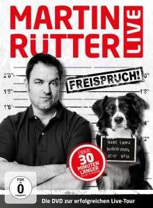Martin Rütter: Freispruch!, DVD