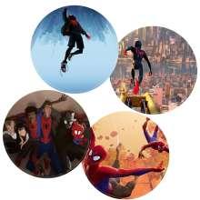 Daniel Pemberton: Filmmusik: Spider-Man: A New Universe (O.S.T.) (Picture Disc), 2 LPs
