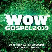 Wow Gospel 2019, 2 CDs