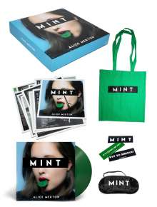Alice Merton: Mint (Limited-Edition-Box) (Green Vinyl), LP