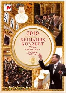 Neujahrskonzert 2019 der Wiener Philharmoniker, DVD