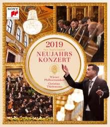 Neujahrskonzert 2019 der Wiener Philharmoniker, Blu-ray Disc