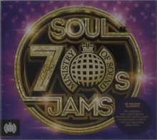 70's Soul Jams, 3 CDs