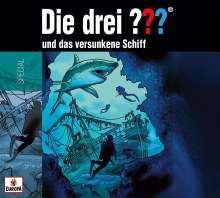 Die drei ??? und das versunkene Schiff (Planetarium Special), 2 CDs