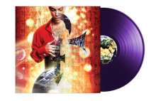Prince: Planet Earth (Limited-Edition) (Purple Vinyl) (Lenticular Cover)