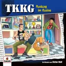 TKKG 210. Raubzug im Casino, CD