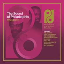 The Sound Of Philadelphia Volume 1, 2 LPs