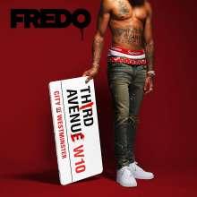 Fredo: Third Avenue, CD