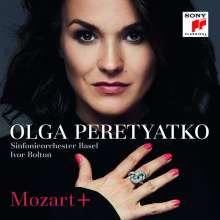 Olga Peretyatko - Mozart+ (200 Stück wurden exklusiv für jpc von Olga Peretyatko signiert), CD