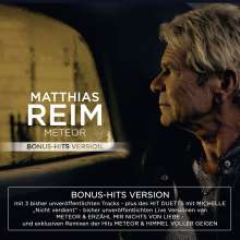Matthias Reim: Meteor (Bonus-Hits Version), CD