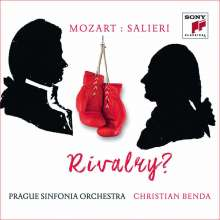 Mozart : Salieri - Rivalry?, 2 CDs