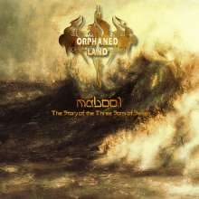 Orphaned Land: Mabool (Reissue 2019), CD