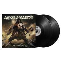 Amon Amarth: Berserker, 2 LPs