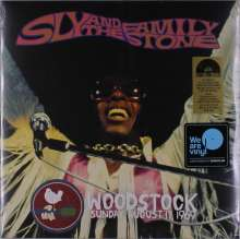 Sly & The Family Stone: Woodstock Sunday August 17, 1969 (Limited-Edition) (RSD 2019), 2 LPs