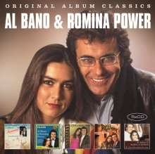 Al Bano & Romina Power: Original Album Classics, 5 CDs