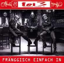 Fei3: Fränggisch Einfach In, CD