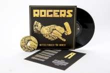Rogers: Mittelfinger für immer (180g), LP