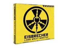 Eisbrecher: Liebe macht Monster (Digipack), CD