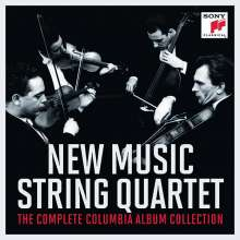 New Music String Quartet - The Complete Columbia Album Collection, 10 CDs