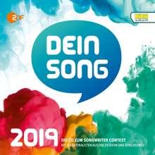Dein Song 2019, CD