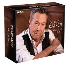 Roland Kaiser: Alles oder Dich (Limitierte Fanbox), CD