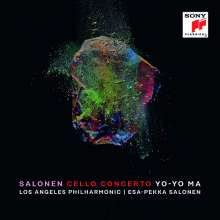 Esa-Pekka Salonen (geb. 1953): Cellokonzert, CD