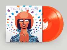 Taxi Galaxi: Taxi Galaxi (180g) (Orange Vinyl) (Limited Deluxe Edition), 2 LPs