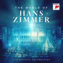 Hans Zimmer (geb. 1957): Filmmusik: The World Of Hans Zimmer - A Symphonic Celebration (180g) (Limited-Edtion), 3 LPs