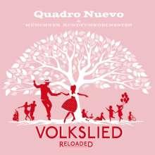 Quadro Nuevo: Volkslied Reloaded, 2 LPs