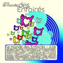 Les Enfoirés: Le Monde Des Enfoirés 2019, 2 CDs