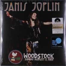 Janis Joplin: Woodstock Sunday August 17, 1969, 2 LPs