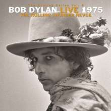 Bob Dylan: The Bootleg Series Vol. 5: Bob Dylan Live 1975, The Rolling Thunder Revue, 3 LPs