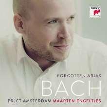 Maarten Engeltjes - Forgotten Bach Arias, CD